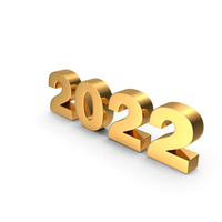 Gold 2022 PNG & PSD Images