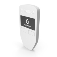 Trezor One PNG & PSD Images