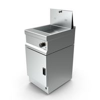 Inox Chip Scuttle PNG & PSD Images