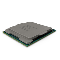 Intel Core i9-9980XE CPU PNG & PSD Images