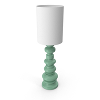HK Living Floor Lamp PNG & PSD Images
