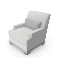 Holly Hunt Carlyle Lounge Chair PNG & PSD Images