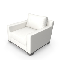 Holly Hunt Gryphone Lounge Chair PNG & PSD Images