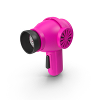 Hair Dryer PNG & PSD Images