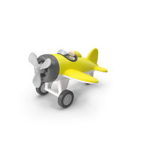 Plane Toy PNG & PSD Images