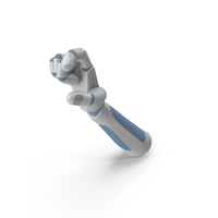 RoboHand Single Object Hold Pose PNG & PSD Images