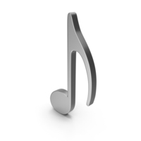 Eighth Music Note PNG & PSD Images