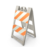 Barricade Type II OLD PNG & PSD Images