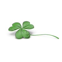 Stylised Clover Lay PNG & PSD Images