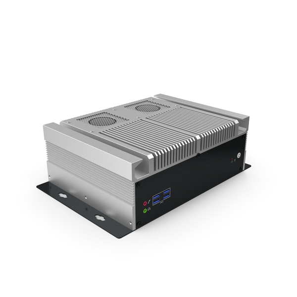 Industrial Mini PC PNG & PSD Images