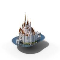 Magic Castle PNG & PSD Images