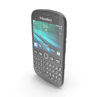 BlackBerry 9720/Samoa Black PNG & PSD Images