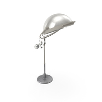 Mid Century Medical Lamp PNG & PSD Images