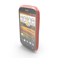 HTC Desire C PNG & PSD Images