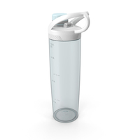 Plastic Sports Water Bottle PNG & PSD Images