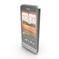 HTC One V Black PNG & PSD Images