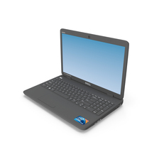 Notebook DELL Inspiron 15R-N5110 MAX PNG & PSD Images