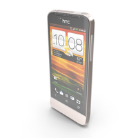 HTC One V Brown PNG & PSD Images