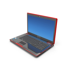 Notebook TOSHIBA Qosmio X500.MAX PNG & PSD Images