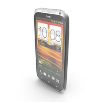HTC One X Gray PNG & PSD Images