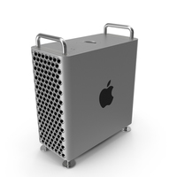 Mac Pro 2019 PC PNG & PSD Images