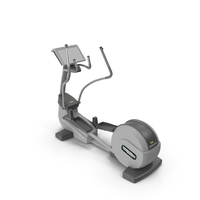 Crosstrainer Synchro Excite Technogym PNG & PSD Images