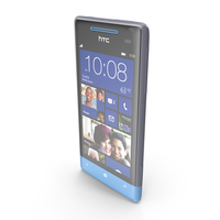 HTC Windows Phone 8S PNG & PSD Images