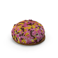 Marshmallow Cookie PNG & PSD Images