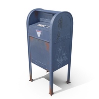 Mailbox PNG & PSD Images