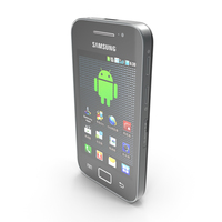 Samsung Galaxy Ace Duos I589 PNG & PSD Images