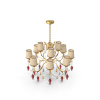 Copenlamp Luxury Chandelier PNG & PSD Images