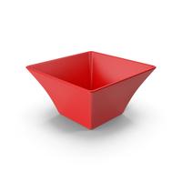Ceramic Bowl Red PNG & PSD Images