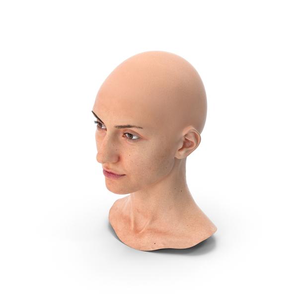 Joy Human Head Neutral PNG & PSD Images