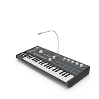 Analog Synthesizer Generic PNG & PSD Images