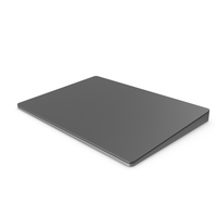 Apple Magic Trackpad Black PNG & PSD Images