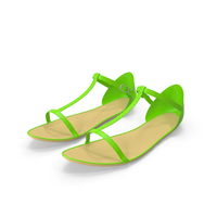Female Sandals PNG & PSD Images