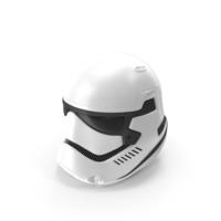 First Order Stormtrooper Helmet PNG & PSD Images