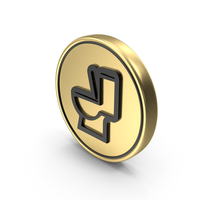 Toilet Coin Logo Icon PNG & PSD Images