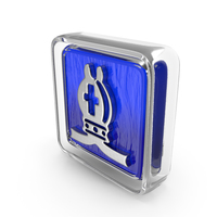 Bishop Icon Glass PNG & PSD Images