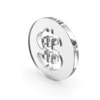 Dollar Glass PNG & PSD Images