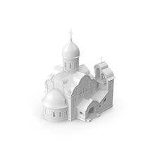 Russian Church PNG & PSD Images