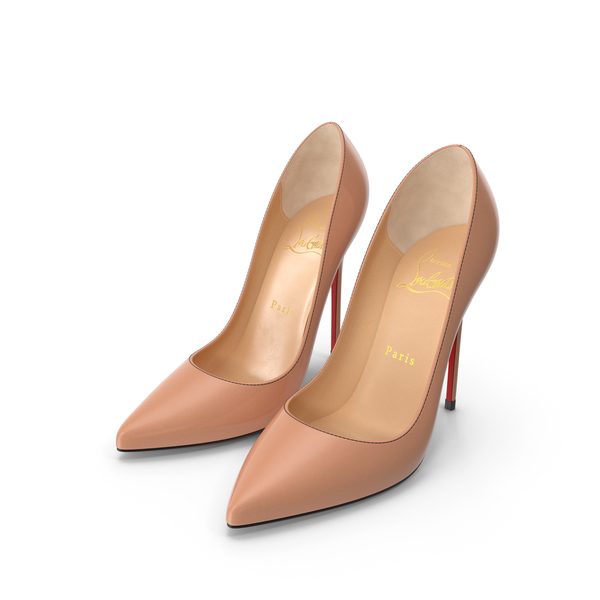 Christian Louboutin Women Shoes PNG & PSD Images