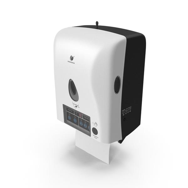 Chuang Dian Paper Towel Dispenser PNG & PSD Images