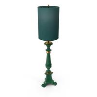 Sigma l2 Big Green Floor Lamp PNG & PSD Images