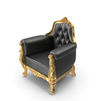 Classic Armchair PNG & PSD Images