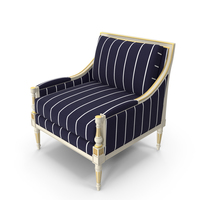 Cannes Marquise Chair PNG & PSD Images