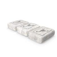 Cocaine Bricks Package PNG & PSD Images