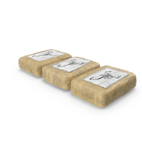 Cocaine Bricks PNG & PSD Images