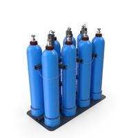 Oxygen Cylinder PNG & PSD Images