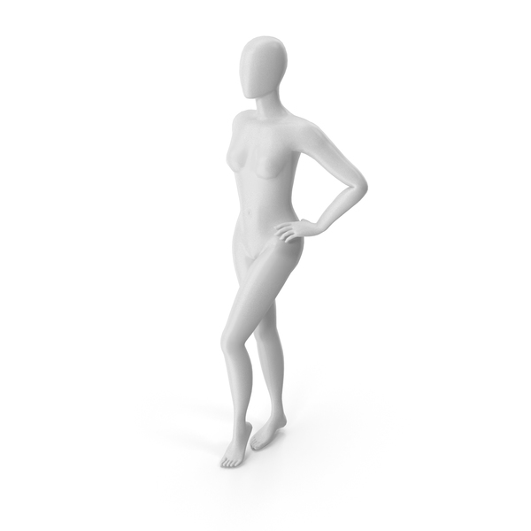 Female Mannequin PNG & PSD Images